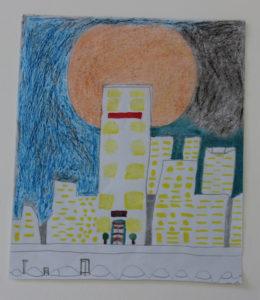 Cityscape by Merlin