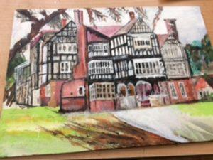 Bedstone School by Michael Spencer