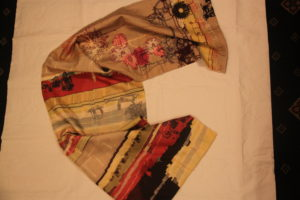 CITYSCAPE SCARF by SPH