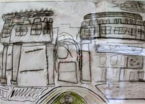 Godolphin House by Sam While