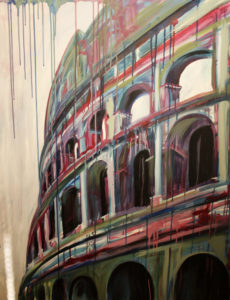 The Colosseum by Anthony Milner