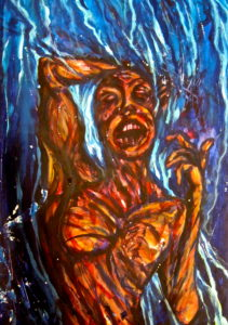 Torment by Andrew Saggers