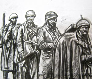 Soldiers by Andrew Saggers