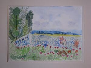 Wild flower meadows by James Stratton