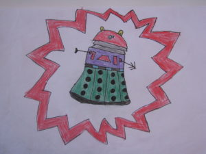 Exterminate! by Melissa