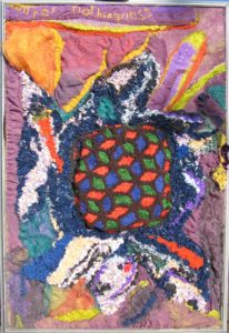 Radical Craft 3  Outer Nothingness . Heliocentric Universe by Christine Sanderson
