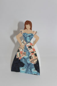 Girl Card by Romilly Jardine
