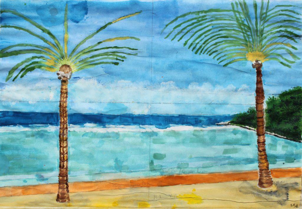 18131 || 3481 || Tropical Beach || £450.00 || 6221