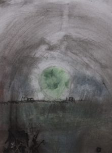 The Mysterious Green Ball by Keith Fitton