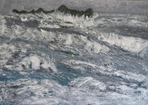 Off Shore by Celia Poetz