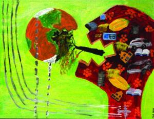 Insatiable Appetite by Margaret Pepper