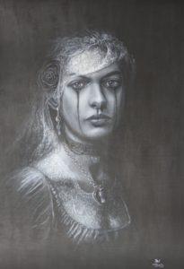 Gothic Bride by Stevie. N
