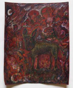 Donkey by Waltraud Pospischil