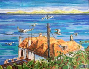 Gulls by Paul Dexter