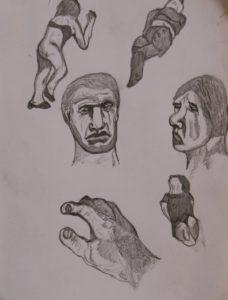 Drawings 2 by Sean McManus