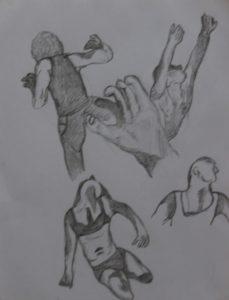 Drawings 3 by Sean McManus
