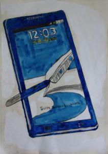 Samsung Notebook 2 by Patrick Parker