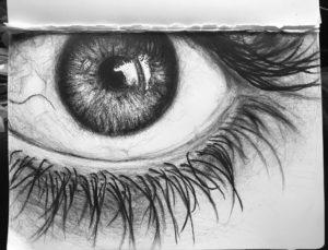Eye by Lucy Harding