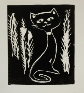 Puddy Cat by Sue Lyons