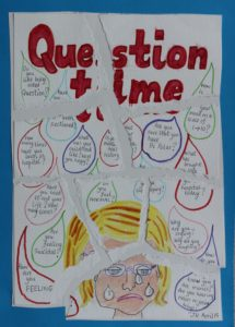 Question Time by Jacqueline  Herbert