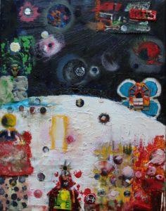 Crytical Mass by Jeremy James Lovelady