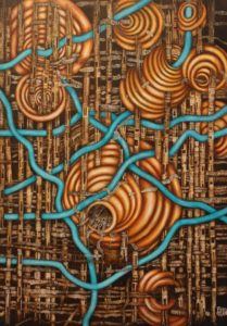 The Weaver by Pinn