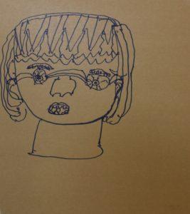 Sarah by Brenda Cook