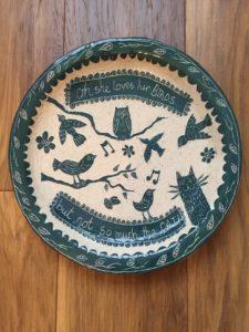 She Loves Her Birds by Elle Isolde