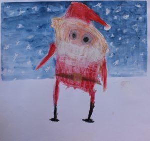 Santa Claus by tracy mcgovern