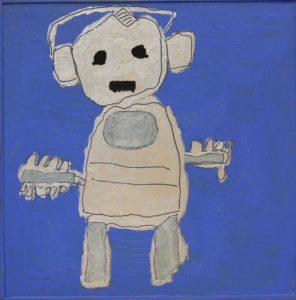 Cyber Man by Jonathan  McGhee
