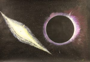 Xeno Eclipses by Andy McNeil