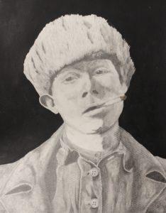 Jeremy age 19 by Michael John