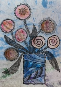 May Bouquet by arlene c