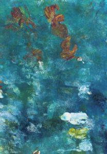 Monet's Garden by arlene c