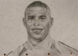 Ronaldo by Zoltan Farkas