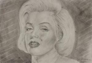 Marilyn by Zoltan Farkas