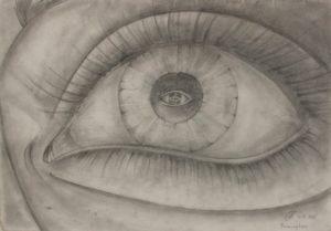 Eye by Zoltan Farkas