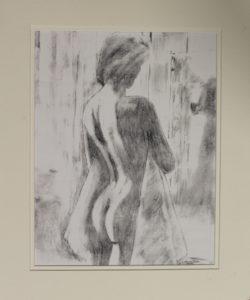 Out the Shower by Lenny Jordan Blinding Art