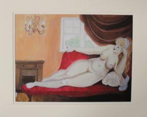 Arabella by Lenny Jordan Blinding Art