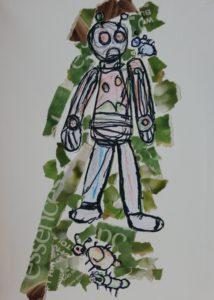 Ant Man 2 by Leighton Beagles