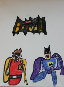 Batman and Robin picture by Raphael (Teenage Mutant Ninja  Turtles)