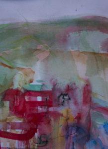 Passing through Lorton by Keith Fitton