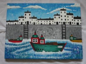 The Harbour 2 by Beth Bowkett