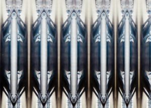 inverted bridge by Paul Ashton