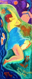 Stickielane Sleep 2009 by David Webster