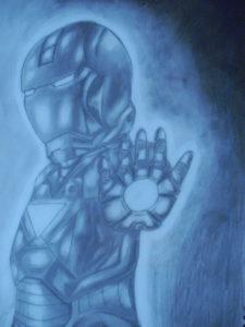 Iron Man by jon-green