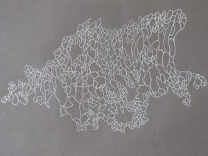 Iron Oxidation Drawing by Yasmin Raphael