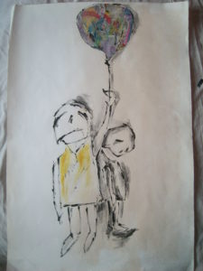 It's My Balloon by Ben Fish