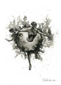 Ballerina 2 by Jonathan dos Remedios