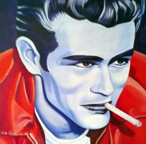 James Dean by john anderson